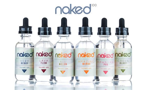 Naked Juice Range Image