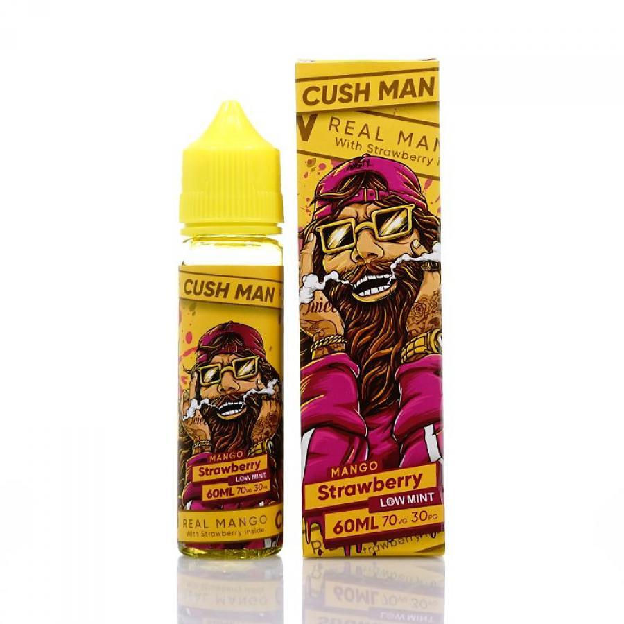 Nasty Juice CUSHMAN Mango Strawberry Image